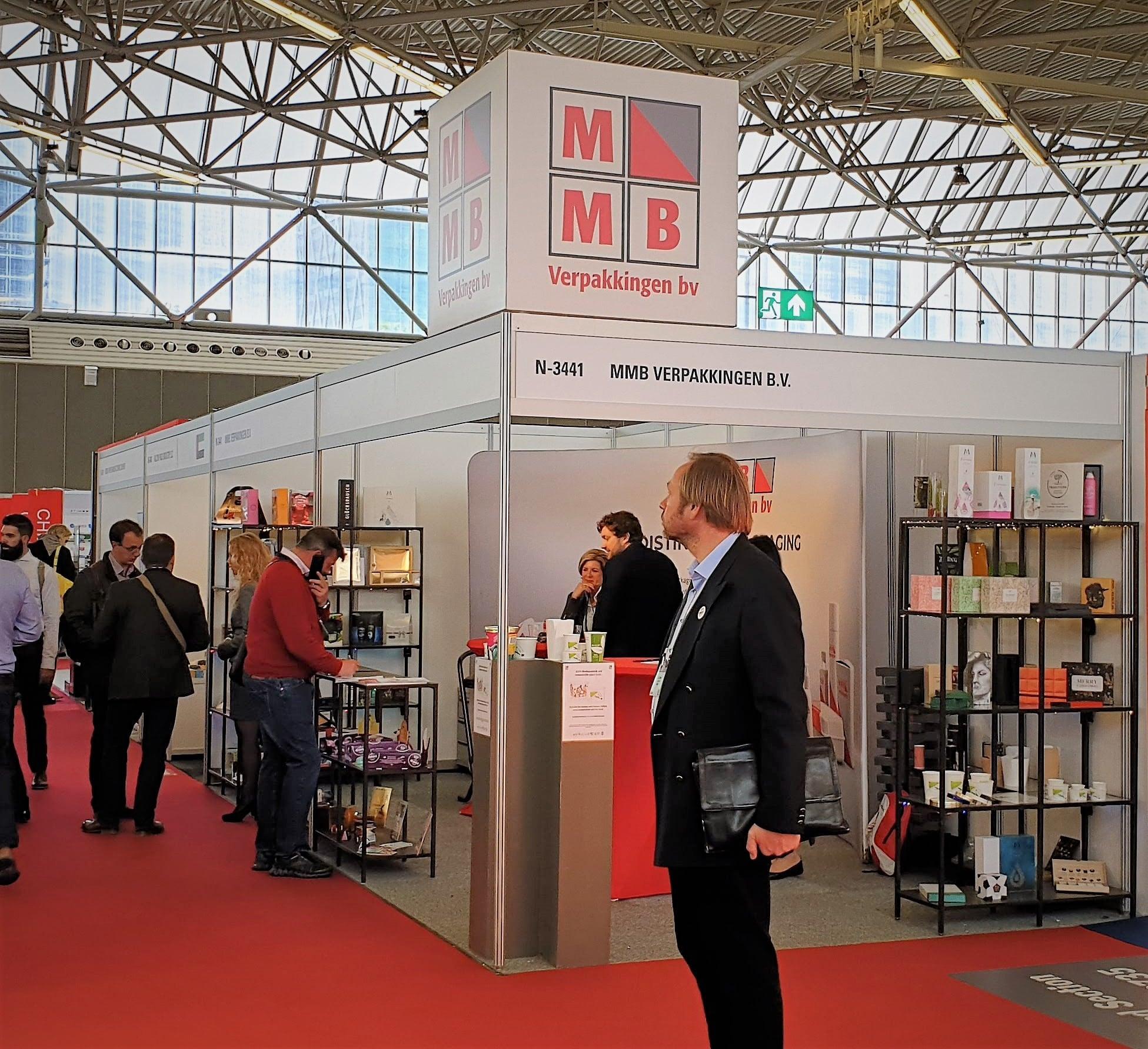 MMB verpakkingen op PMLA Amsterdam 2019