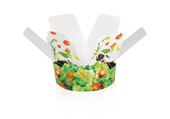 MMB Food paper cup custom