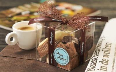 mooie serie verpakkingen voor Boulanger