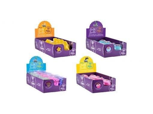 Kartonnen display doosjes